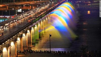全球最壮美的15大喷泉 给你一场震撼的视觉与听觉盛宴
