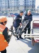 信阳羊山新区电动车突然自燃 所幸无人员受伤