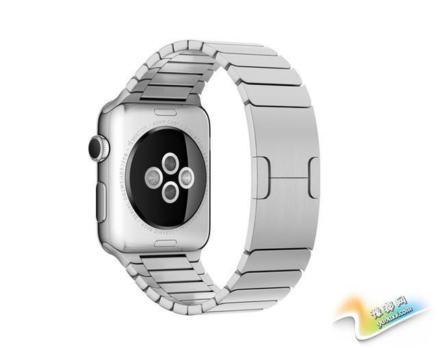 苹果Apple Watch作用于美个人健康检测