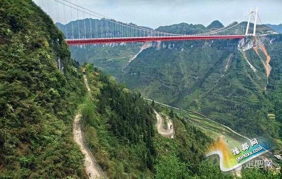 中国公路史上的世界之最 这才是速度与激情