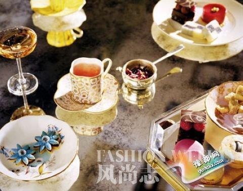 一方水土吃一方茶 世界茶文化