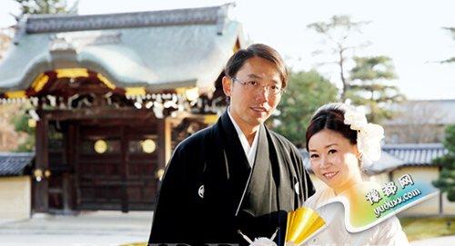 揭秘和服般华丽的日本婚俗 结婚仪式分四大类
