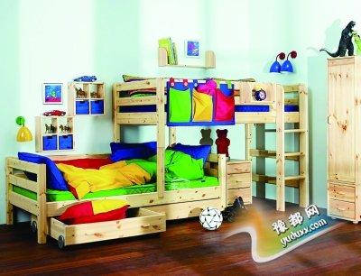 儿童家具安全合格率不到六成 透气孔等细节被忽略