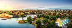 洞林湖新田城洋房均价6800元/平米