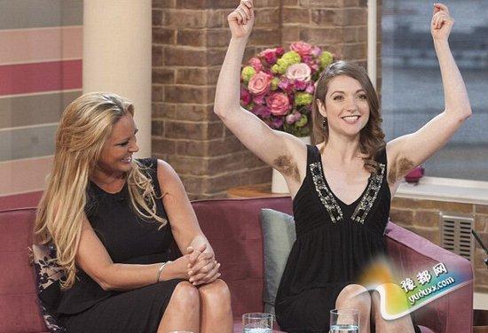 女人刮腋毛会导致乳腺癌?