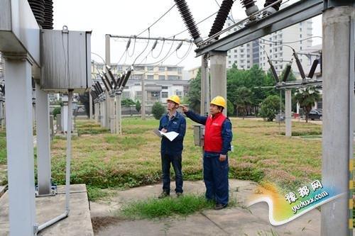 驻马店供电公司:加强巡视 保障高考用电