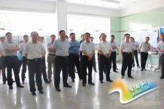区四大班子领导赴汤阴县考察学习