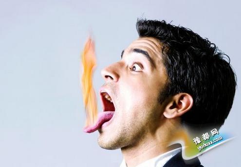 1种口腔溃疡其实是性病