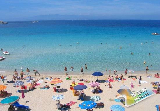 带你走进地中海十大美丽迷人的海滩