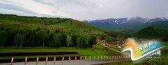 新疆哈巴河县风景如诗又如画