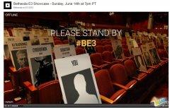 玩家必看!B社发布E3 2015直播地址 多部大作即将亮相