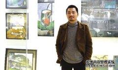 太康卡车哥逆袭成职业画家 被央视定为有梦想的中国人