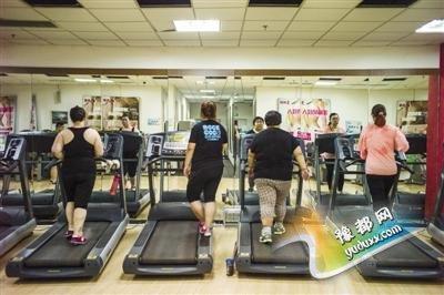 调查称35%中青年不认为自己很胖