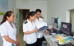 县卫生局开展医疗机构放射检测检查工作(图)