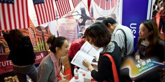 中国赴美读研人数减少 美大学财政吃紧