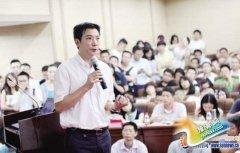 蔡文胜厦大演讲 创业的原始动力就是赚钱