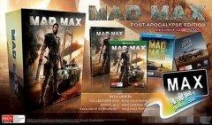 《疯狂的麦克斯》将推限量版 包含游戏电影