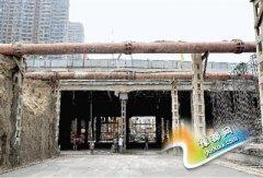 未来路下穿金水路隧道9月底通车 涵洞已经贯通