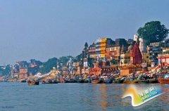 在印度瓦拉纳西洗净灵魂里的喧嚣