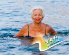 夏季老人游泳9大注意事项