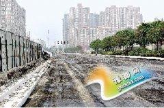郑州全城修路:嵩山路等5条路大修 25条道路中修