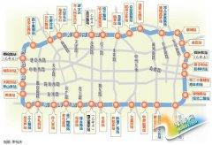 郑州地铁5号线28个站点 公式5天征集名称