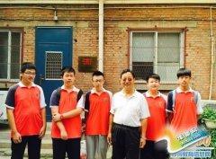 郑州七中暑期社会实践小组走进考古研究院