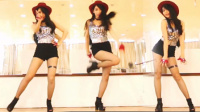 【紫嘉儿】Kara-Cupid 舞蹈-夏日牛仔风
