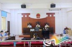 卢氏一女子非法处置法院查封的财产被判刑一年(图)