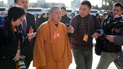 释永信未如期赴泰参加活动 少林寺:随后就到