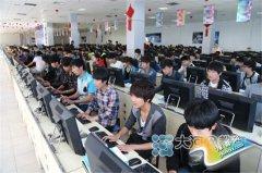 河南新华电脑学院2013春季打字节隆重开启
