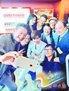 《澳门风云3》在香港开机 刘嘉玲躺着也能收片酬