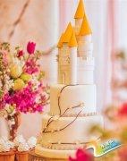 制作多样婚礼蛋糕 打造梦幻婚礼