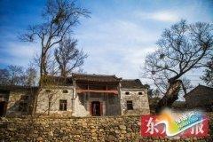 新县西河:大山深处五百年历史的古村落