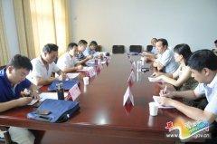 平舆县推进服务型行政执法建设工作座谈会召开
