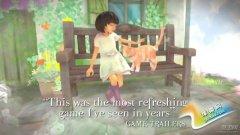 治愈系游戏《视觉之上》发售预告 盲人女孩探索世界