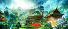 《功夫熊猫3》再曝概念图 量身定做中国场景