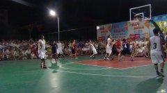 我县庆七一职工篮球邀请赛圆满落幕