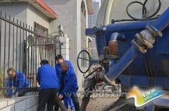 湛河区环卫局做好公厕保洁维护