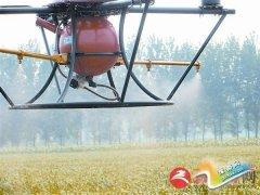 无人机成农民的好帮手