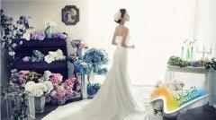 原汁原味的韩式婚纱照片欣赏