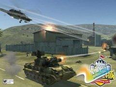 《战地2》怎么改大炮?