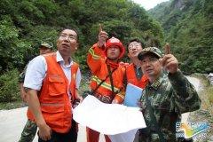 陕西山阳县山体滑坡失踪人数上升为60余人