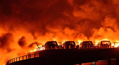 天津爆炸事故24小时全记录