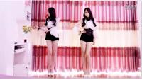 【紫嘉儿】T-ara《完全疯了》So Crazy-舞蹈完整版 踩高跷特辑~