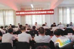 杨曙光主持召开农村淘宝项目落地推进会