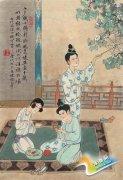 七夕的习俗:种生求子 拜织女 拜魁星等