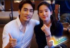 宋承宪谈刘亦菲:她有时候像我姐姐 会考虑试婚