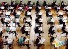 英国中学为争名次拿奖金 帮助学生作弊拿高分