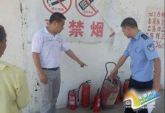 三家店镇促进夏季消防安全(图)